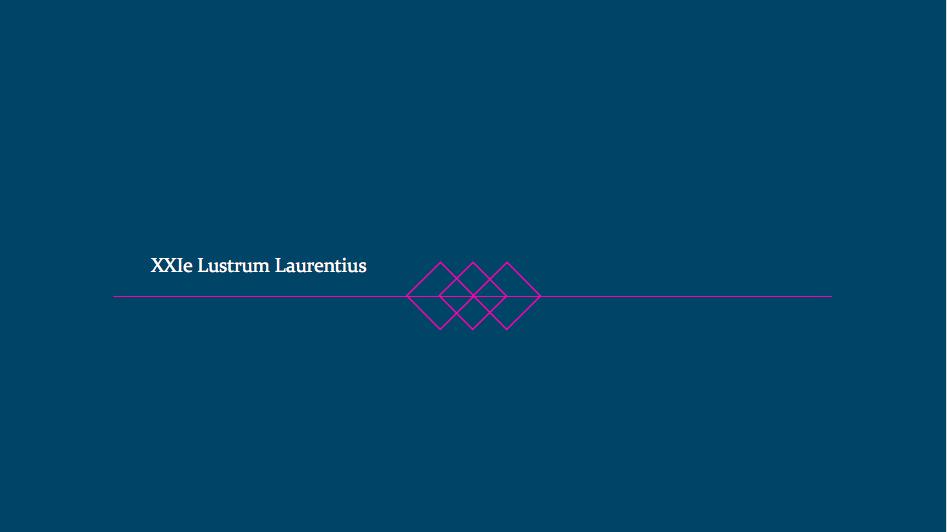 XXIe Lustrum - R.S.V. Sanctus Laurentius 105 jaar